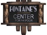 Albergue Fontaine para pobres