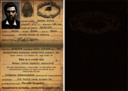 Booker credentials