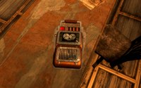 BioShock Audio Diary Close-Up