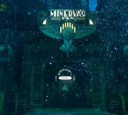 Entrada Guarida de Minerva
