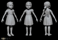 Gatherergirl-sculpt