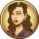 Brigid Tenenbaum PlayStation 3 BioShock Theme Icon