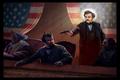 San Booth contro il ''diabolico'' Lincoln