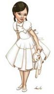 Young Eleanor Lamb Concept Art