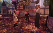 BioI Town Center Fairgrounds Cotton Candy Enjoyer