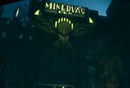 Exterrior Guarida de Minerva