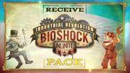 BioShock Infinite Industrial Revolution Pack - Trailer HD