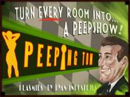 Peeping Tom BAS2 Poster