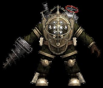 Big Daddy | BioShock Wiki | Fandom
