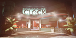 Watched Clock