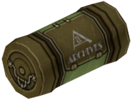 Air Tite Archives Canister