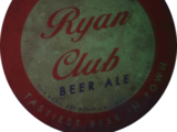 Ryan Club Beer Ale
