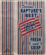 Popcorn bag Rap DIFF