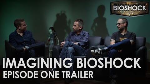 Imagining BioShock tráiler del primer episodio