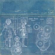 Blueprint Little Sister