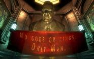 BioShock Andrew Ryan Lighthouse Bust