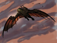 Songbird Concept Art by Robb Waters
