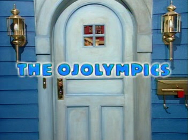 The Ojolympics