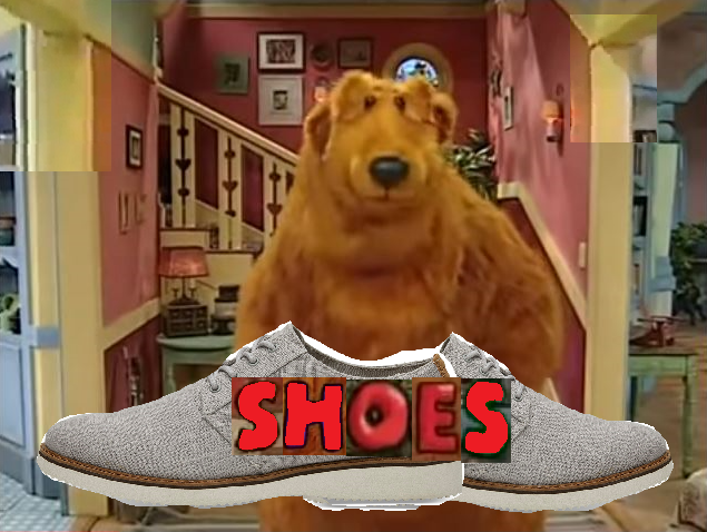 Shoes for Tutter