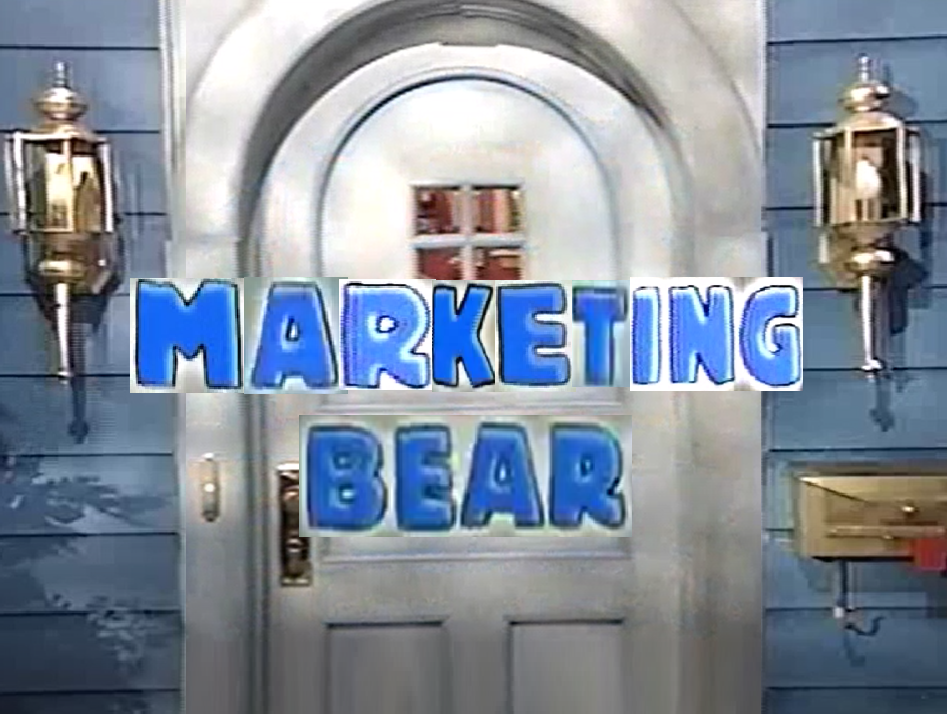 Marketing Bear