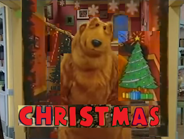 Bear's Big Holiday