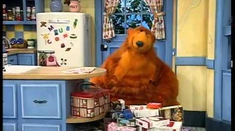 Bear in the Big Blue House 1x02 Water, Water Everywhere m4v