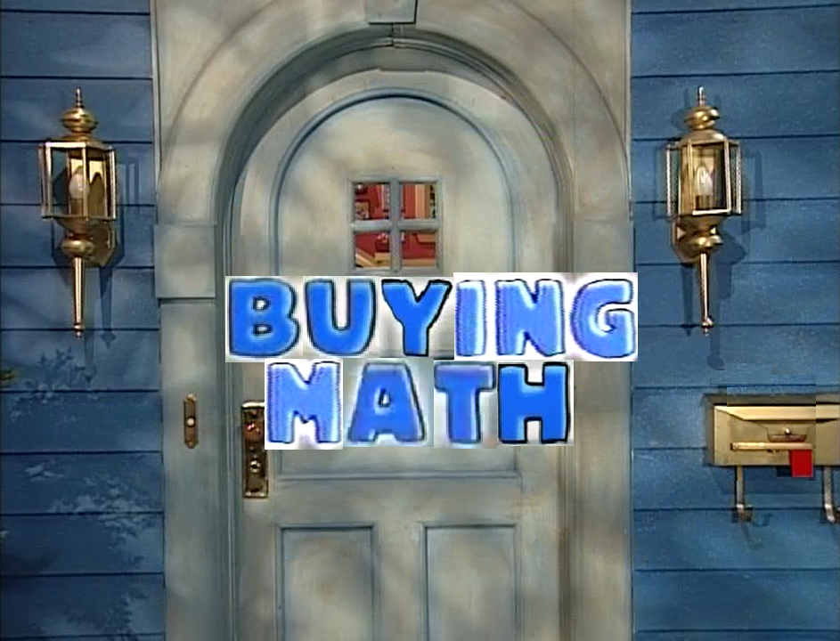 Buying Math