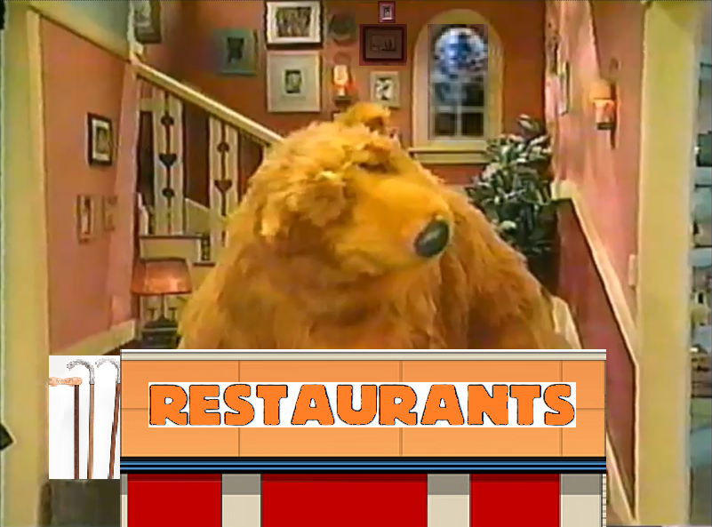 A Restaurant Named Harry's