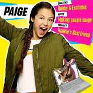 Paige UK Card