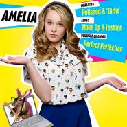 Amelia UK Card