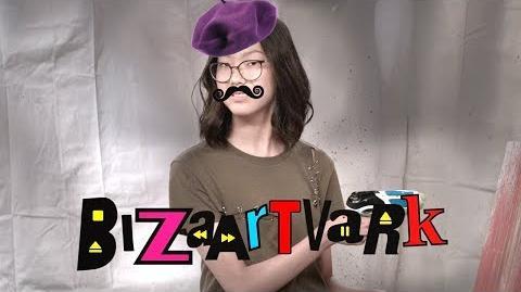 Squirt Gun Art Bizaardvark Disney Channel