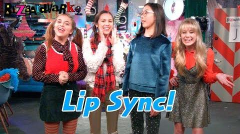 Holiday Lip Sync feat