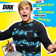 Dirk UK Card