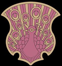 Koralowe Pawie