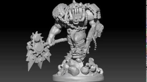 Brute Warlord
