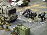 Knight Showdown 2 low