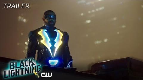 Black Lightning Equinox The Book Of Fate Trailer The CW