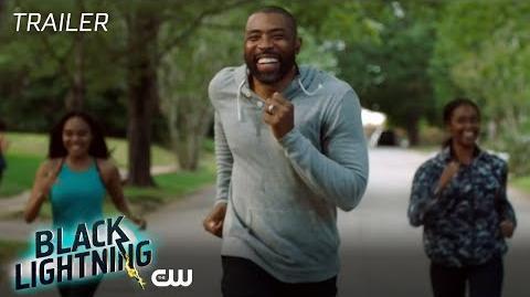 Black Lightning Family Fights Back Trailer The CW
