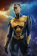 Thunder Promotional Poster