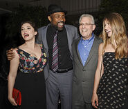 Cress-Williams-Upfronts-Party