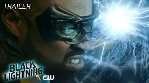 Black Lightning Three Sevens The Book of Thunder Trailer The CW