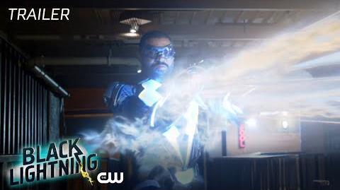 Black Lightning Power Struggle Trailer The CW