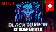 Black Mirror Bandersnatch Featurette Consumer HD Netflix