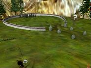 Tibet grave