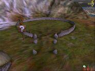 Celtic grave