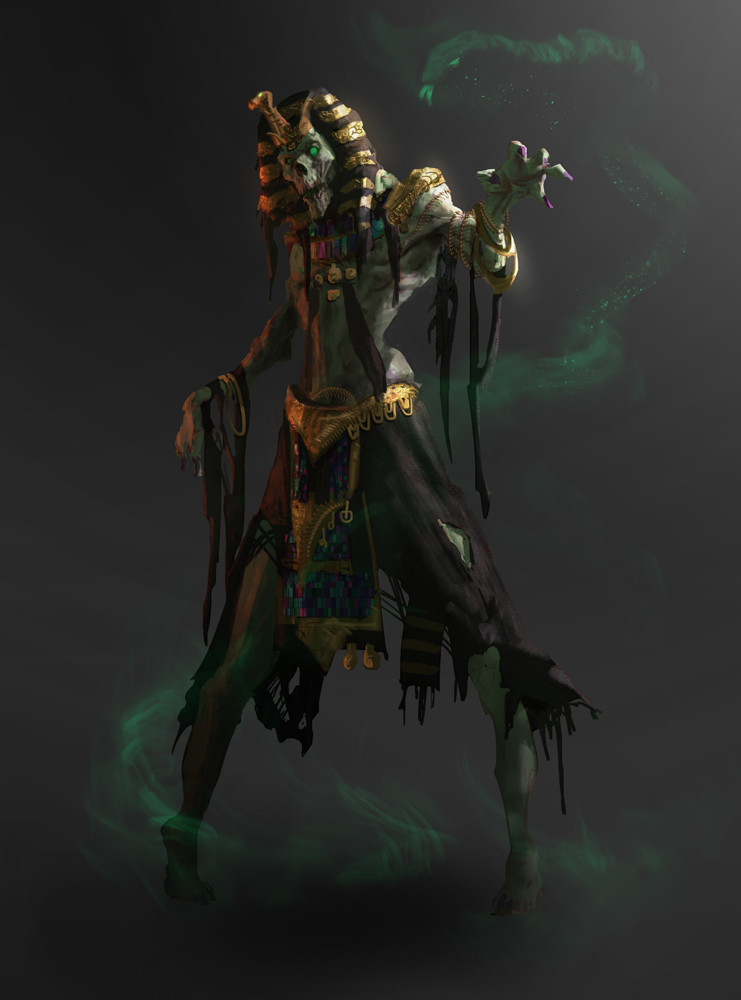 Circle of Withering (5e Druid Archetype)