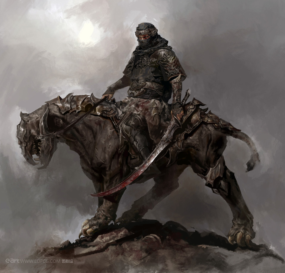 Path of the Ravager (5e Barbarian Archetype)