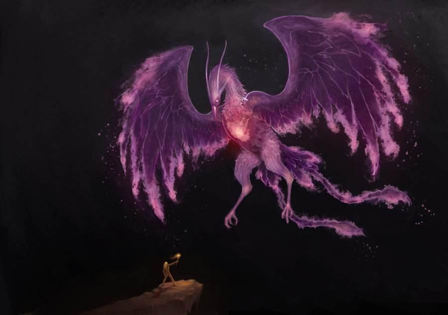 The Shadow Phoenix (5e Warlock Archetype)