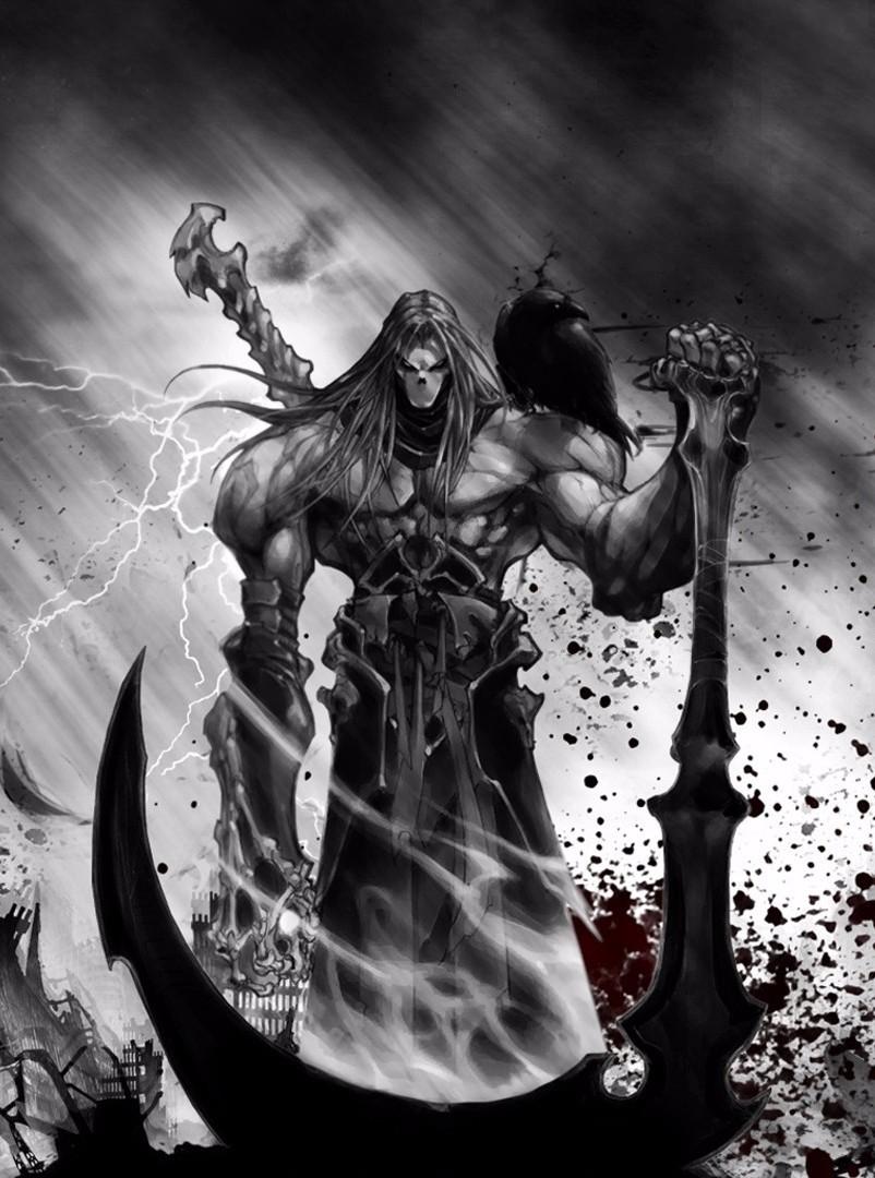 Path of the Reaper (5e Barbarian Archetype)