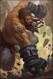 Way of the Crushing Mountain (5e Monk Archetype)